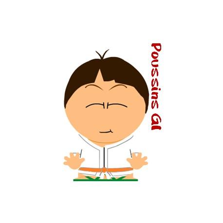 Cours Judo Poussin GI