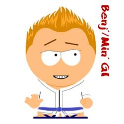Cours Judo Benjamin/Minime GI